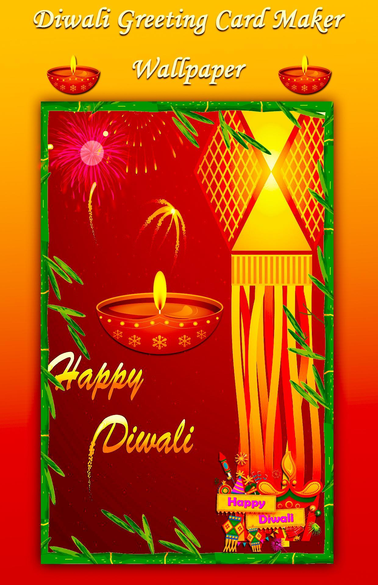 Diwali Greetings Card Maker for Android - APK Download