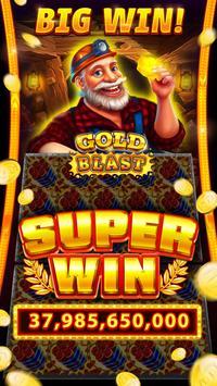 Citizen Jackpot Casino - Free Slot Machines poster