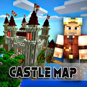 Castle for Minecraft - map icon