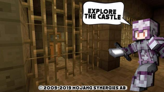 Castle for Minecraft - map screenshot 2