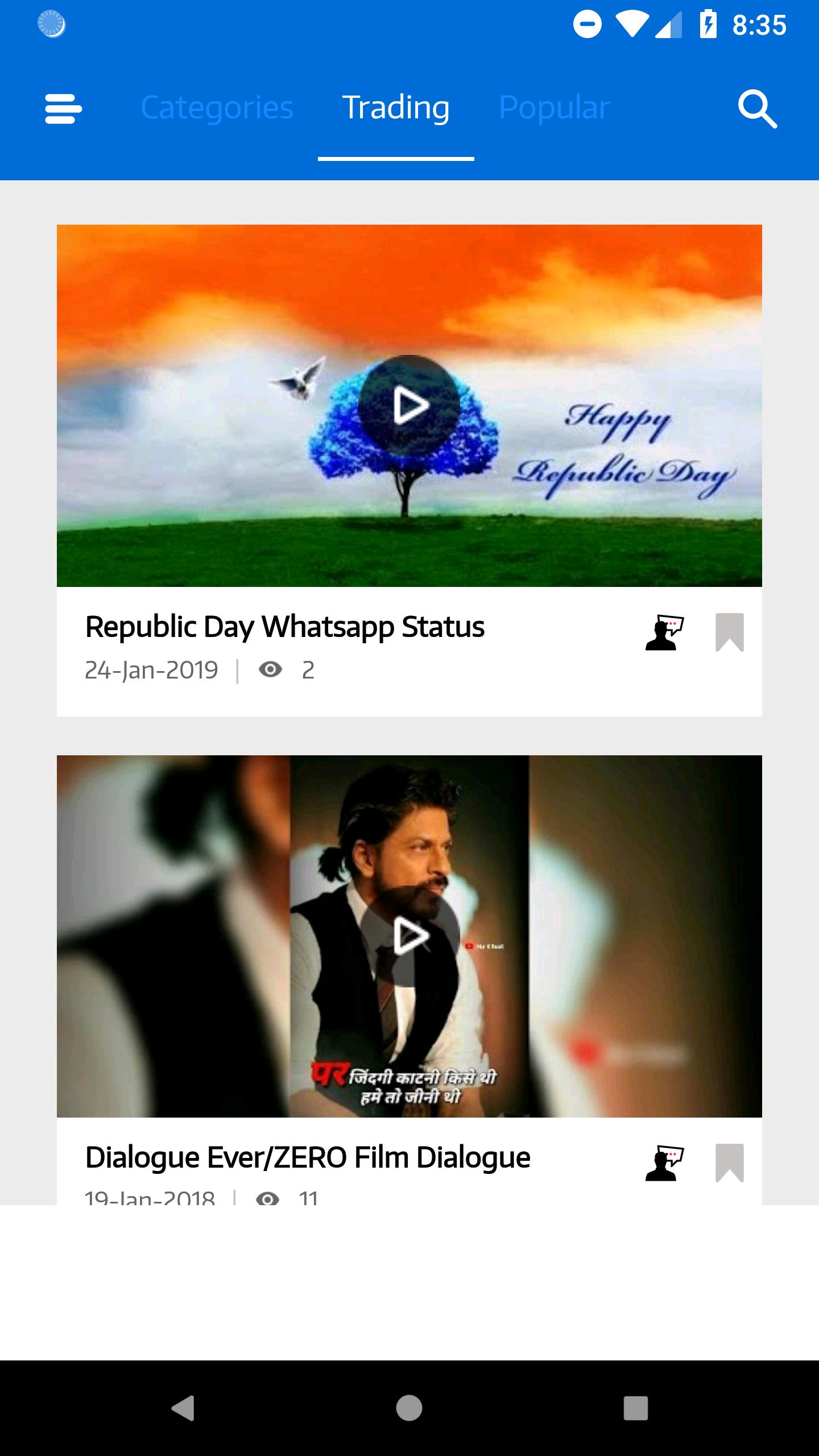 Love Video Song Status Video Status Song For Android Apk