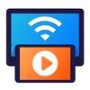 Enviar a TV: Chromecast, IPTV, FireTV, Xbox, Roku icono