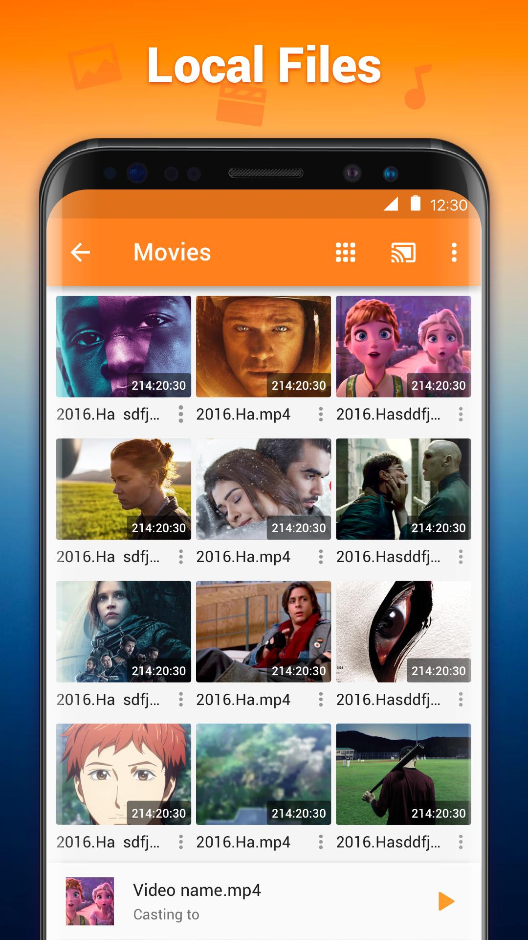 Cast to TV: Chromecast, Roku, Fire TV, Xbox, IPTV for Android - APK