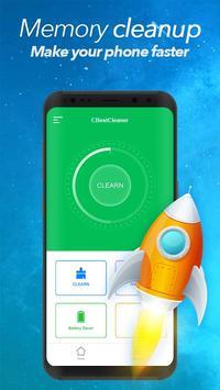 CBest Cleaner poster
