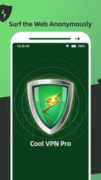 Cool VPN Free - Super Smart VPN, Fast VPN Proxy capture d'écran 4