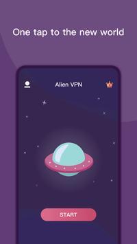 Alien VPN poster