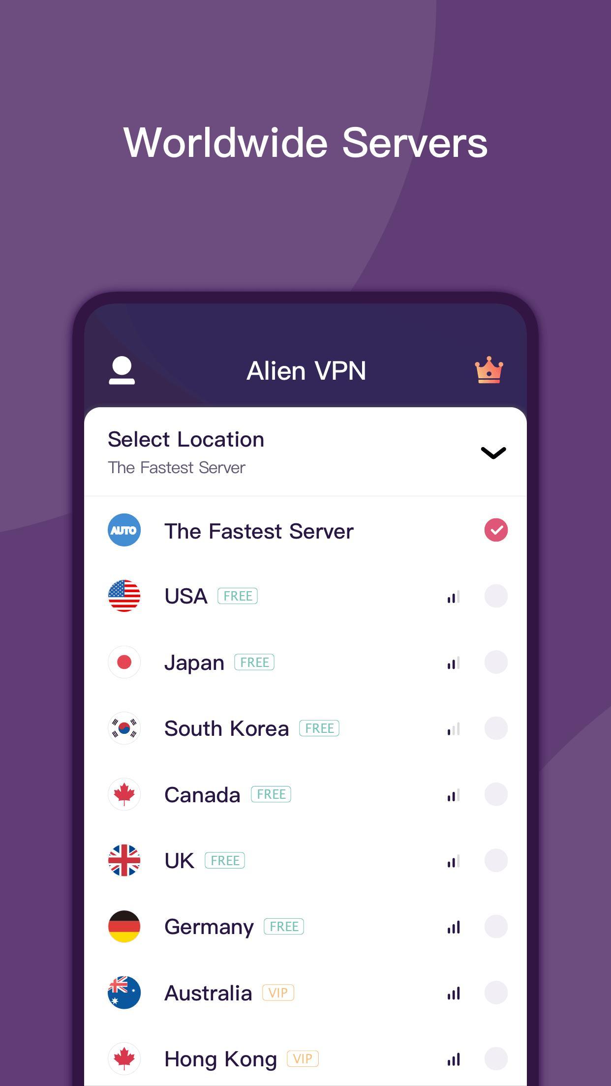 Alien VPN for Android - APK Download