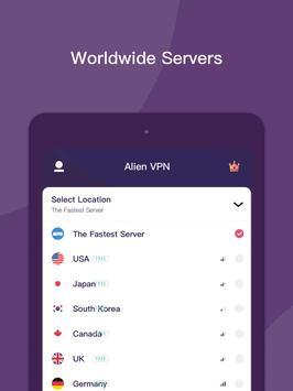 Alien VPN screenshot 5