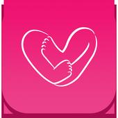 حاسبة الحمل icono