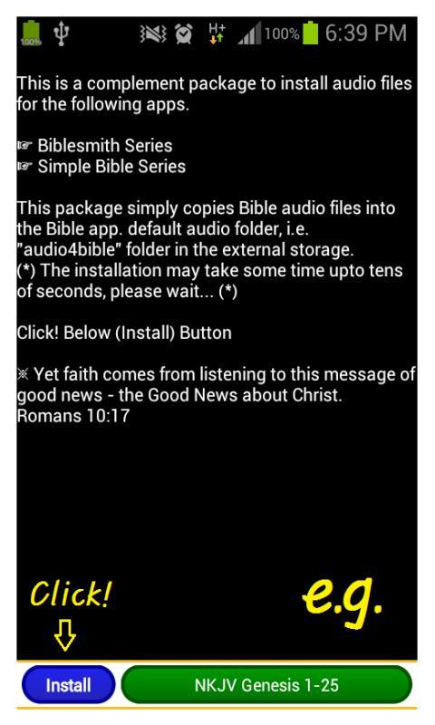 [MP3] 05 Deuteronomy 1/1 poster