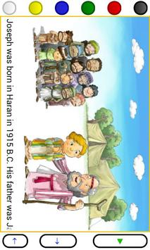 Kid's Bible Story - Joseph screenshot 2