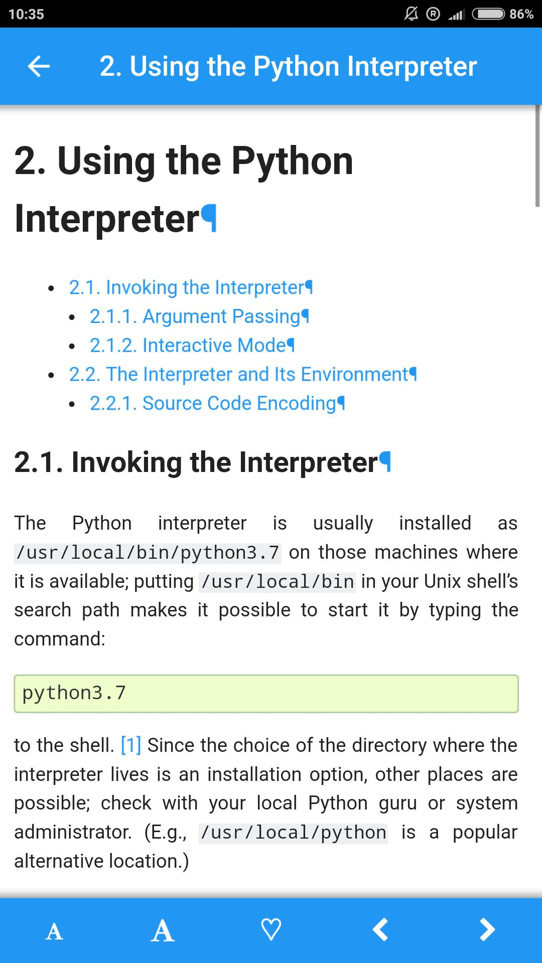 Python 3 7 for Android - APK Download