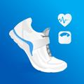 Walking & Running Pedometer for Health & Weight