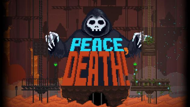 Poster Peace, Death!