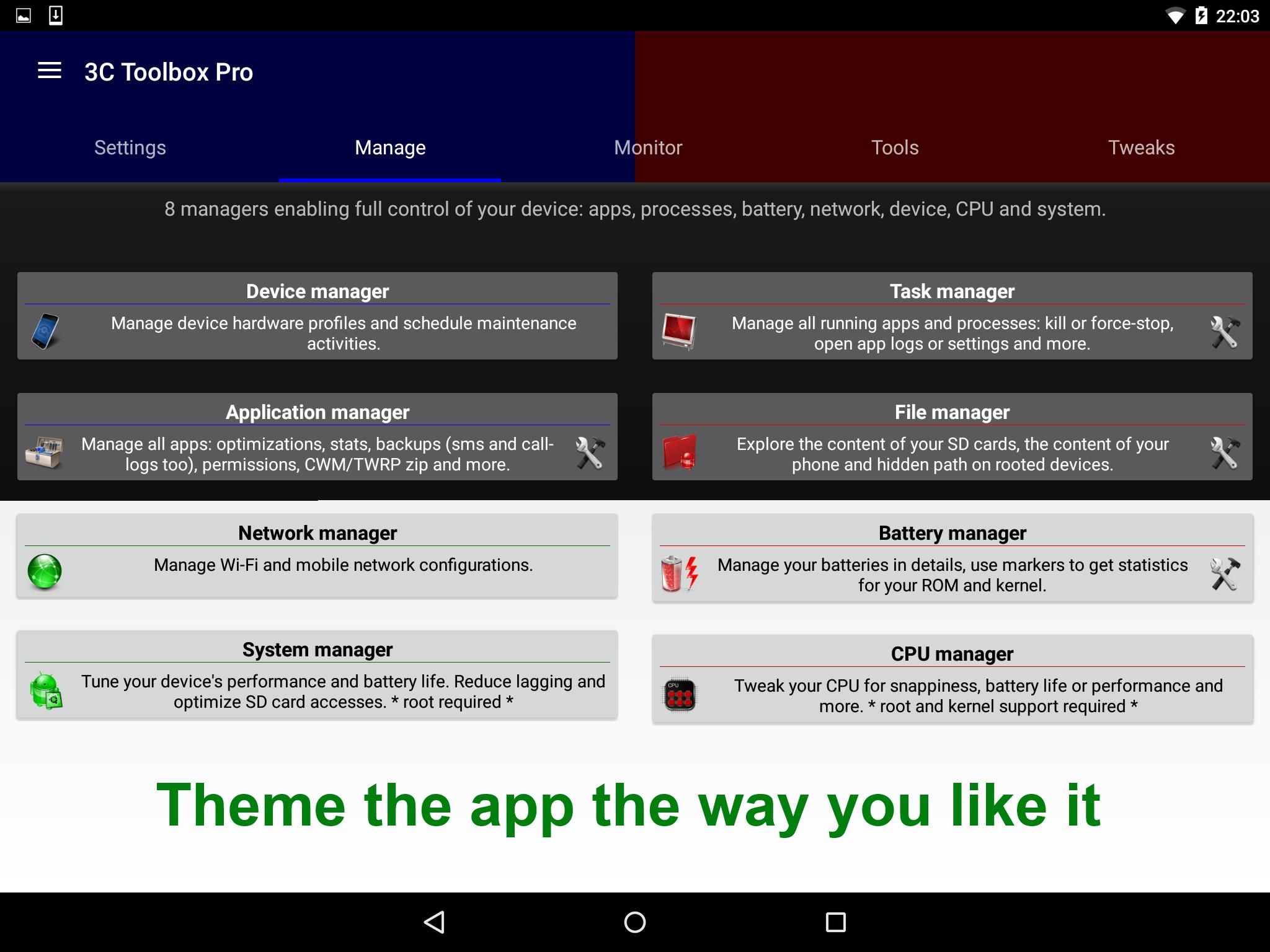 3C All-in-One Toolbox for Android - APK Download