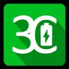 3C Battery Monitor icono