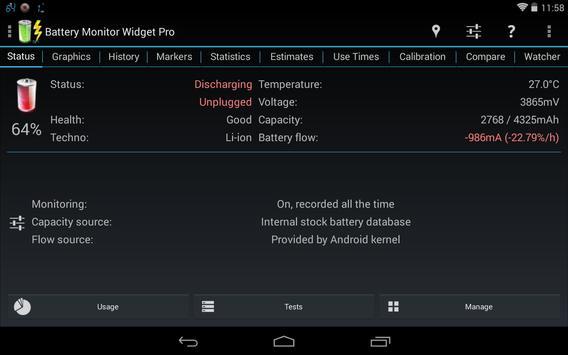 3C Battery Manager screenshot 9