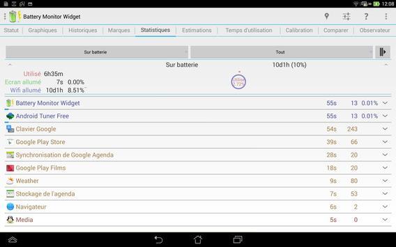 3C Battery Manager screenshot 15