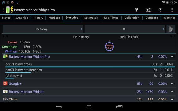 3C Battery Manager screenshot 11