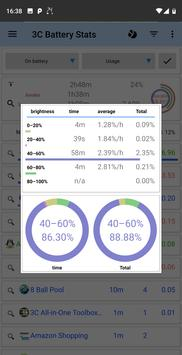 3C Legacy Battery Stats screenshot 2