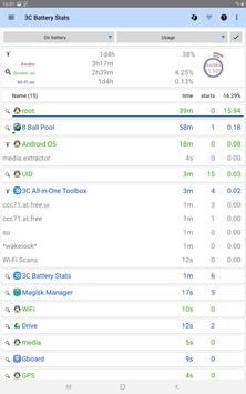 3C Legacy Battery Stats screenshot 4