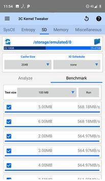 3C System Manager screenshot 1