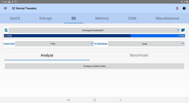 3C System Manager screenshot 3