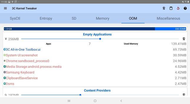 3C System Manager screenshot 5