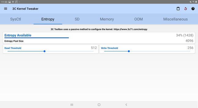 3C System Manager screenshot 7