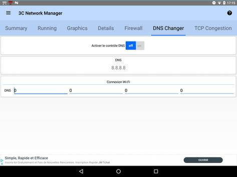 3C Network Manager screenshot 10
