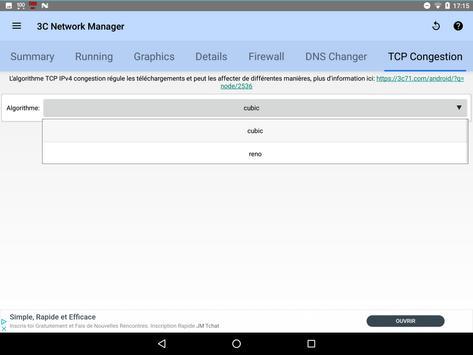 3C Network Manager screenshot 11