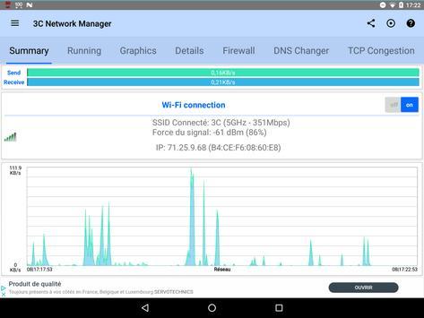 3C Network Manager screenshot 12