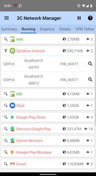 3C Network Manager screenshot 1