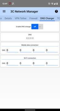 3C Network Manager screenshot 5