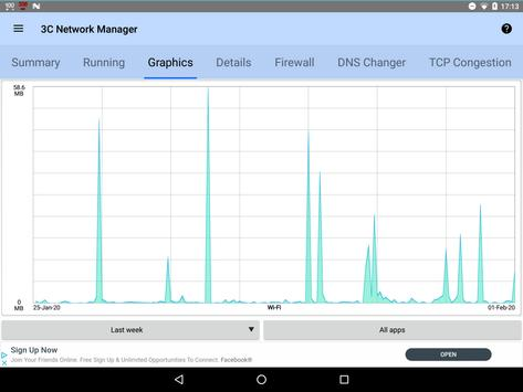 3C Network Manager screenshot 7
