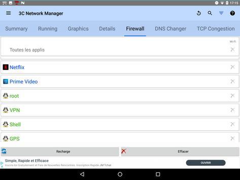 3C Network Manager screenshot 9