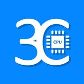 3C CPU Manager ícone