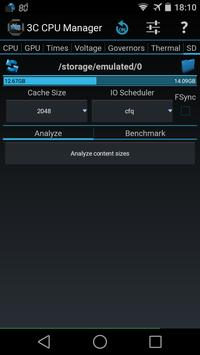 3C CPU Manager imagem de tela 4