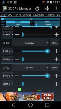 3C CPU Manager imagem de tela 6