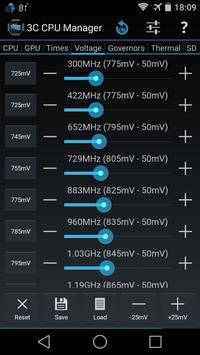 3C CPU Manager imagem de tela 2