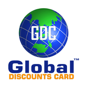 GLOBAL DISCOUNTS CARD icon