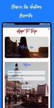 AppToTrip screenshot 2