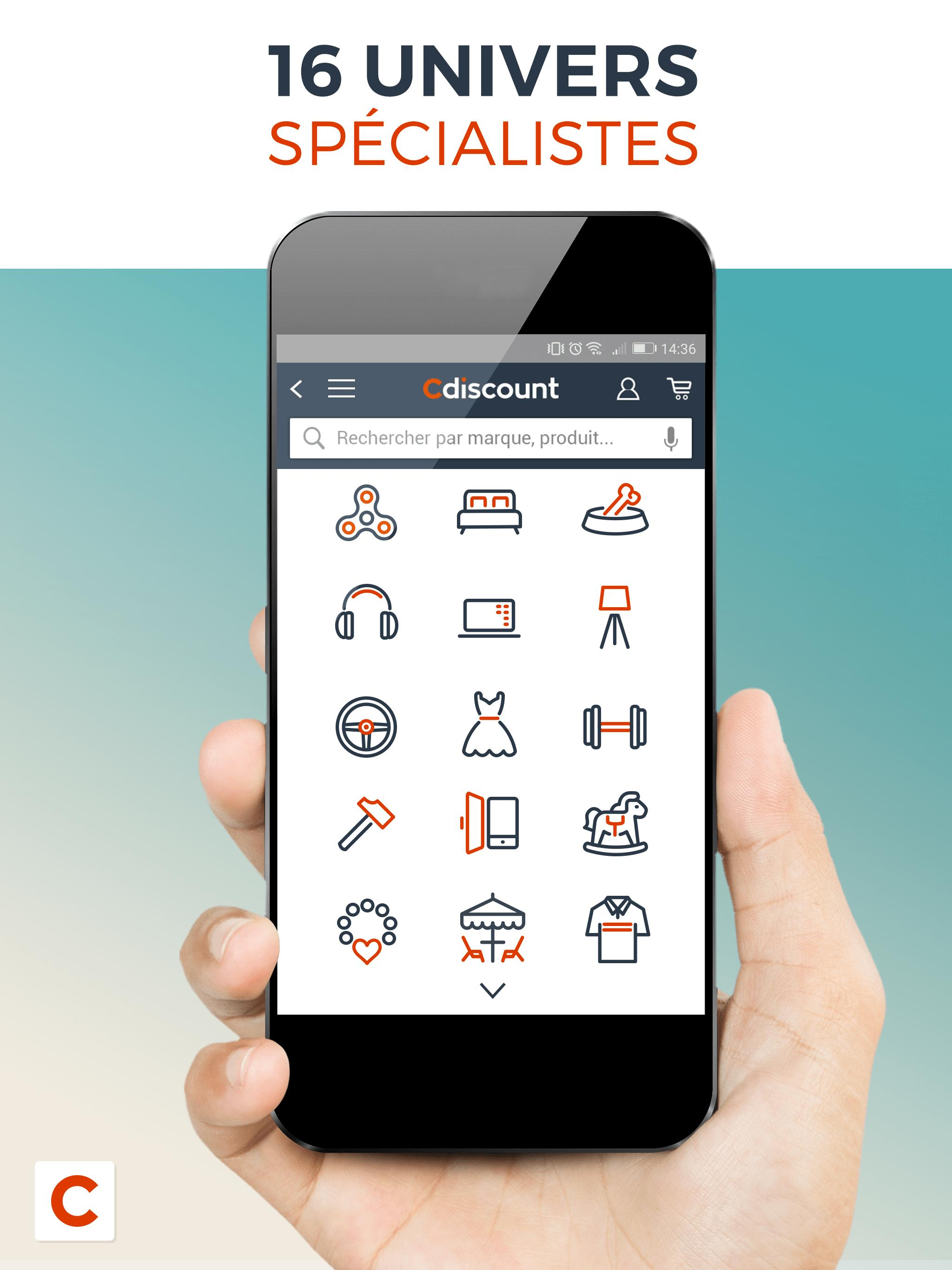 Cdiscount for Android - APK Download