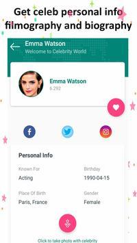 Celebrity: Biography,Filmography,Birth,Wallpaper screenshot 2