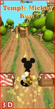 Mickey subway Mouse Rush screenshot 13