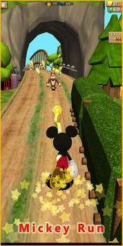 Mickey subway Mouse Rush screenshot 5