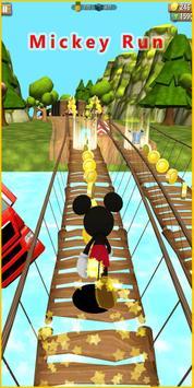 Mickey subway Mouse Rush screenshot 7