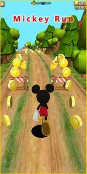 Mickey subway Mouse Rush screenshot 8