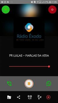 Rádio Êxodo poster