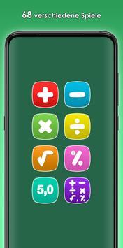 Addition, Subtraktion, Multiplikation, Division Screenshot 14